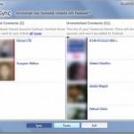 Sincroniza tus amigos de Facebook con tu agenda de Outlook