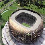 Estadios del Mundial Sudáfrica 2010 en 3D