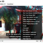 Videos de YouTube en 3D
