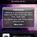 Jailbreakme.com la manera más fácil de hacer el Jailbreak al iPhone, iPod Touch e iPad