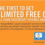Llamadas gratis entre usuarios de iPhone o Android gracias a Vonage