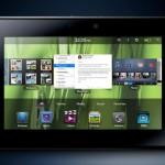 PlayBook la tableta de RIM con BlackBerry Tablet OS