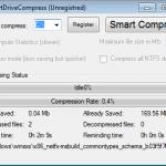 Comprime tus archivos en tus discos duros NTFS con Smart Compress