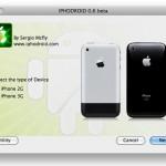 Instala Android en tu iPhone con arranque dual (Android e iOS) usando iPhodroid