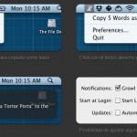 Generador de texto Lorem Ipsum para Mac OS X