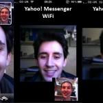 Yahoo! Messenger para iPhone ya soporta video llamadas gratis