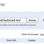 El acortador de URLs de Google ya es público
