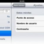 Cómo configurar el Internet en un iPad 3G con Telcel, con Movistar o con Iusacell