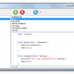 Organiza trozos de código de programación con Codex