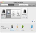 Aplicación para recuperar datos borrados desde Mac OS X