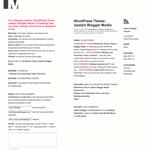 10 themes blancos y minimalistas para WordPress