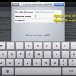 Cómo integrar Dropbox con iWork (Pages, Keynote y Numbers) en el iPad