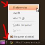 Cómo agrupar ventanas en los paneles de Ubuntu