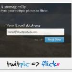 Cómo enviar imágenes de Twitpic a Flickr