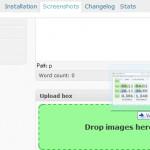 Sube archivos en WordPress con función de Drag & Drop
