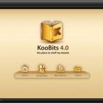 Organiza tus libros electrónicos con KooBits