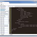 SourceKit: editor de texto para Google Chrome