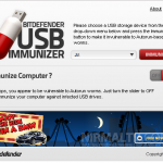 BitDefender lanza USB Immunizer para protegernos de auto-ejecutables maliciosos