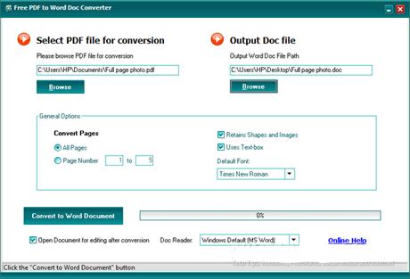 Conversor de PDF a Word – HelloPDF