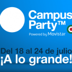 Te regalamos entradas a la Campus Party 2011 en México