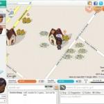 Fleck: un juego donde el escenario es Google Maps