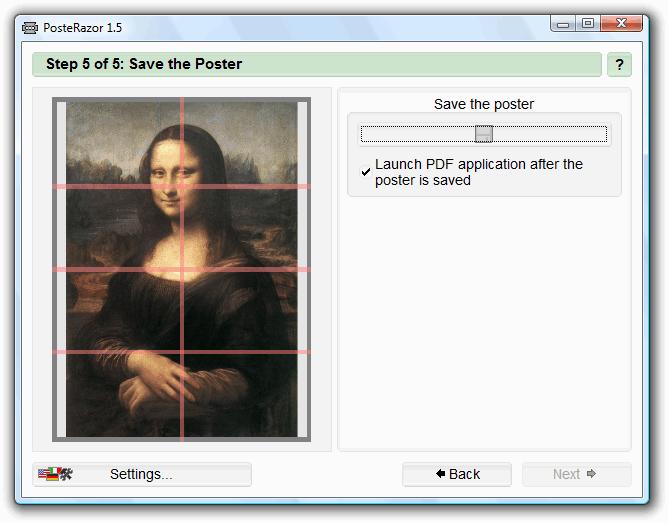 Раньше приходилось ехать вСкачать PosteRazor 1.5.2 /1.9.5 beta