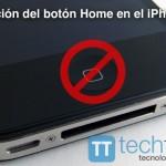 Cómo arreglar la sensibilidad del botón del iPhone 4