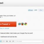 Precaución: «Google+Tweet» podría contener código malicioso [Malware]