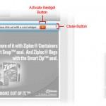 Swidget: cambiar los banners de publicidad por widgets