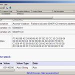 Obten información detallada de fallas de Aplicaciones o de Windows con WinCrashReport