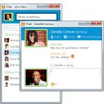 fTalk, nuevo cliente de escritorio para Facebook Chat