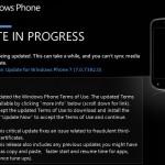 Cómo actualizar a Windows Phone 7.5 Mango ahora mismo