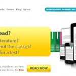 Como leer novelas clásicas en ingles desde dispositivos móviles