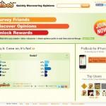 Como crear encuestas online para un sitio web gracias a Pollbob
