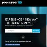 Como distribuir películas independientes con Prescreen