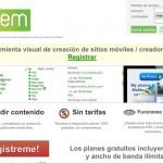 Como crear sitios web para móviles, de manera fácil gracias a Xtgem