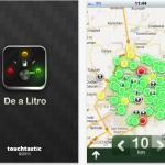 De a Litro, aplicación móvil para encontrar estaciones de gasolina [iOS y Android]