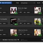 Mplayr: escucha las listas de música de los más populares en Reino Unido, USA y iTunes
