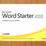 Cómo descargar Microsoft Office Starter 2010 gratis