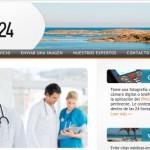 Tú Dermatólogo de bolsillo las 24 horas, gracias a iDoc24 para iPhone