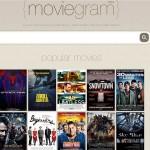 Moviegram un excelente buscador de películas
