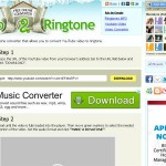 Utiliza Youtube para crear Ringtones
