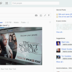 Circlestar: extensión que te permitirá agregar publicaciones de Google Plus a una lista de favoritos