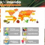 Como hacer los platos típicos del mundo con Cocinadelmundo