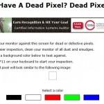 Do I Have A Dead Pixel?: prueba si tu monitor tiene algún pixel sin funcionar