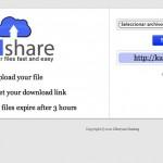 KulShare, comparte archivos hasta de 1 GB gratis