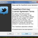 Tweetdeck ya es nativo en Windows y Mac, adiós Adobe Air