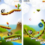 Diviertete jugando Roll in the Hole para iPhone y Android