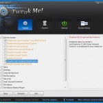 Como optimizar Windows con Tweak Me!