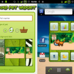 Droid Pet Widget tu propia mascota virtual para Android